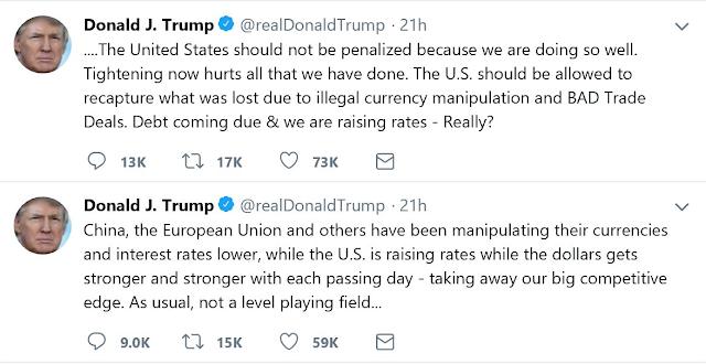 تاثیر سخنرانی ترامپ